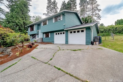Snohomish Single Family Home For Sale: 8014 145th Dr SE