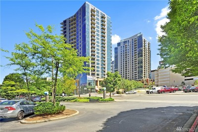 Condo/Townhouse Sold: 10610 NE 9th Place #1703