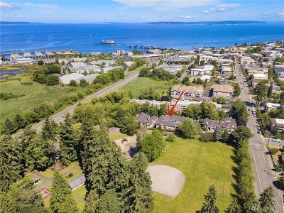 Edmonds Condo/Townhouse For Sale: 432 3rd Ave S #B203