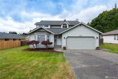 Sedro Woolley Single Family Home For Sale: 710 Brickyard Blvd