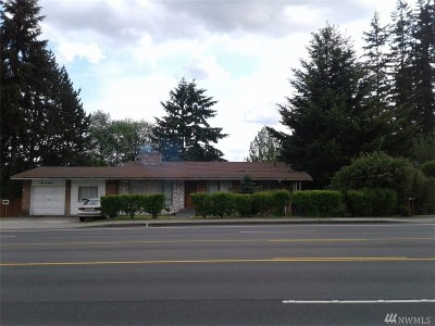 Everett Multi Family Home For Sale: 10 112th St SE