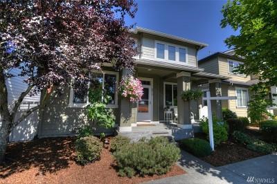 Thurston County Single Family Home For Sale: 6012 Balustrade Blvd SE