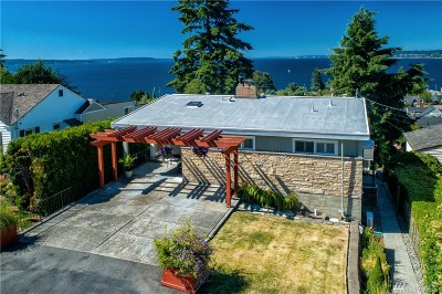 Seattle Single Family Home For Sale: 2838 NW 94th St