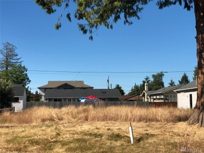 Anacortes, La Conner Residential Lots & Land For Sale: 1808 11th St