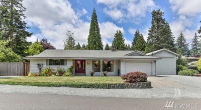 Everett Single Family Home For Sale: 11524 38th Dr SE