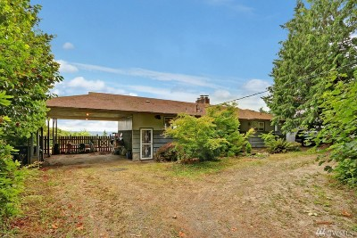 SeaTac Single Family Home For Sale: 21120 Military Rd S