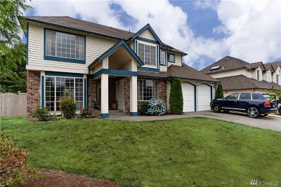 Federal Way Single Family Home For Sale: 2930 SW 342nd Place