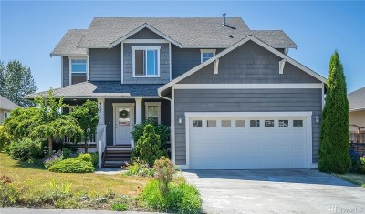 Bellingham WA Single Family Home For Sale: $405,000