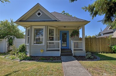 Everett Single Family Home For Sale: 2016 Lombard Ave