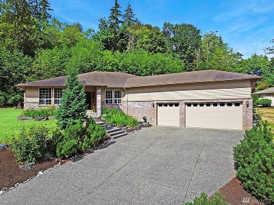 Marysville Single Family Home For Sale: 13526 3rd Ave NE