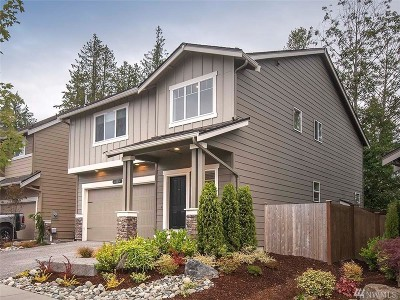 Lake Stevens Single Family Home For Sale: 1618 98th Ave SE