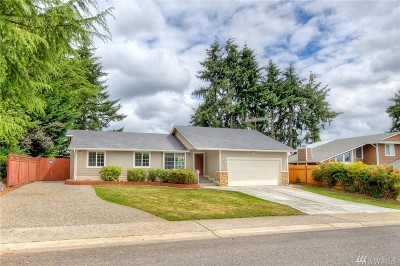 Kent Single Family Home For Sale: 12726 130th Ave SE