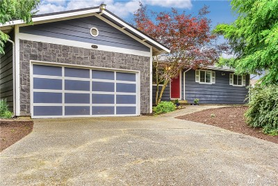 Kent Single Family Home For Sale: 20130 130th Ave SE