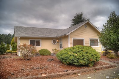 Shelton WA Single Family Home Sold: $194,000