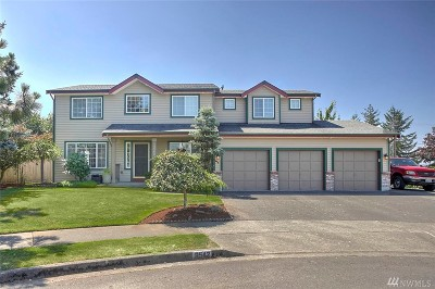 Enumclaw Single Family Home For Sale: 3542 Wynalda Dr