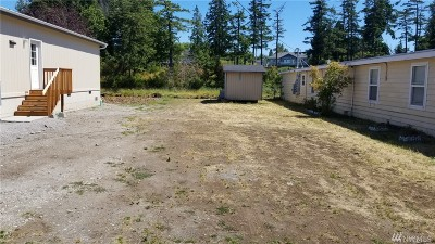 Blaine WA Residential Lots & Land For Sale: $218,000