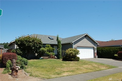 Marysville Single Family Home For Sale: 5119 139th Place NE