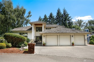 Bellevue Single Family Home For Sale: 1716 187th Ave NE