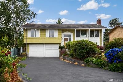 Des Moines Single Family Home For Sale: 1845 S 261st Place