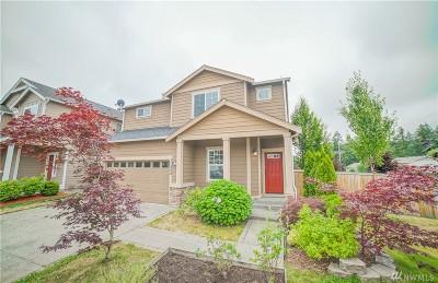 Graham Single Family Home For Sale: 19204 90th Av Ct E