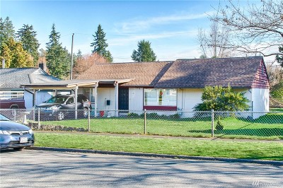 Shoreline Single Family Home For Sale: 829 NE 190th St
