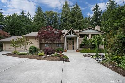 Lake Stevens Single Family Home For Sale: 1201 99th Ave SE