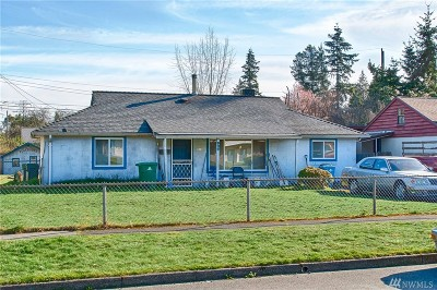 Shoreline Single Family Home For Sale: 835 NE 190th St