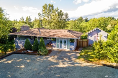 Monroe Single Family Home For Sale: 26411 Old Owen Rd