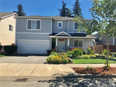 Covington Single Family Home For Sale: 17815 SE 259th St