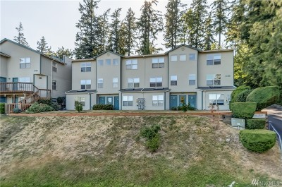 Bellingham Condo/Townhouse For Sale: 808 20th St #205