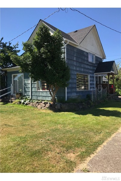 Puyallup Single Family Home For Sale: 714 4th St SW