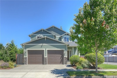 Tumwater Single Family Home For Sale: 7118 Country Village Dr SW