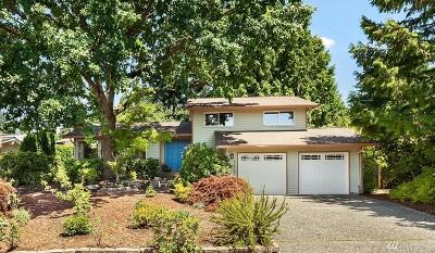 Kirkland Single Family Home For Sale: 4230 105th Ave NE