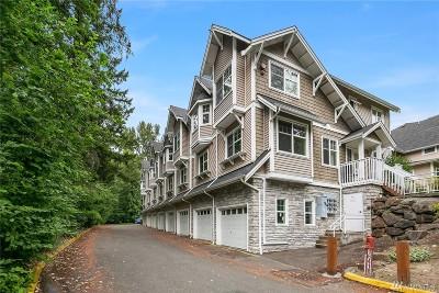 Redmond Single Family Home For Sale: 16418 NE 91st St #A107