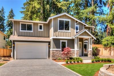 Kirkland Single Family Home For Sale: 6505 124th Ave NE