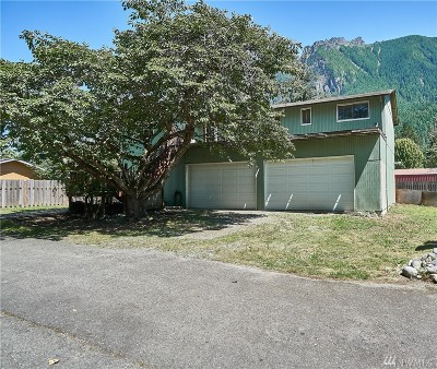 North Bend WA Single Family Home For Sale: $475,000