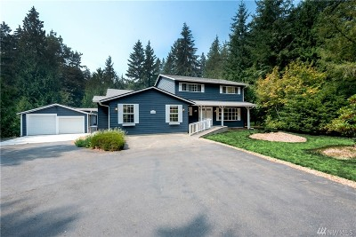 Woodinville Single Family Home For Sale: 18405 189th Ave NE