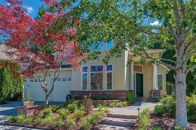 Sammamish Single Family Home For Sale: 2728 206th Terr NE