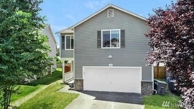 Spanaway Single Family Home For Sale: 17924 18th Av Ct E