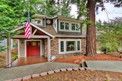 Normandy Park Single Family Home For Sale: 20608 Marine View Dr SW