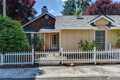 Redmond Single Family Home For Sale: 9103 182nd Ave NE