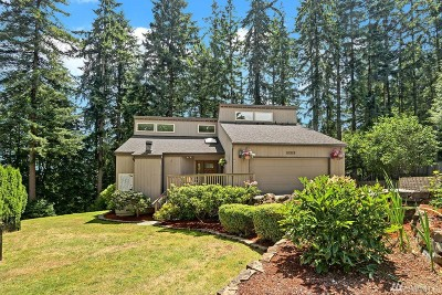 Bothell Single Family Home For Sale: 18313 Baldwin Rd