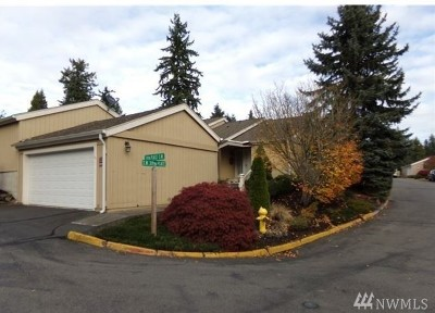 Federal Way Condo/Townhouse For Sale: 31918 34th Place SW #28
