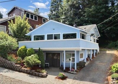 Seattle Single Family Home For Sale: 4117 SW Othello St