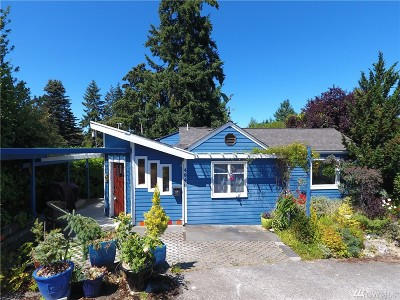 Seattle Single Family Home For Sale: 4040 W 30th Ave