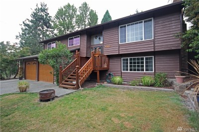 SeaTac Single Family Home For Sale: 4004 S 181st St