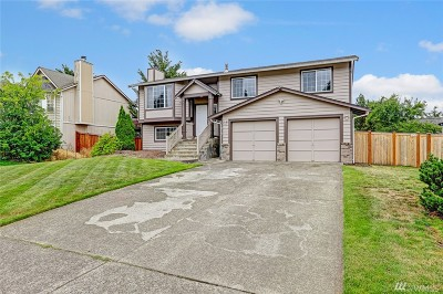 Puyallup Single Family Home For Sale: 11212 171st St E