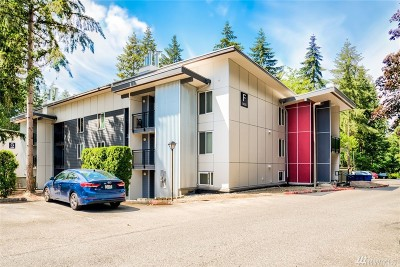 Bellevue Condo/Townhouse For Sale: 14555 NE 32nd St #F202