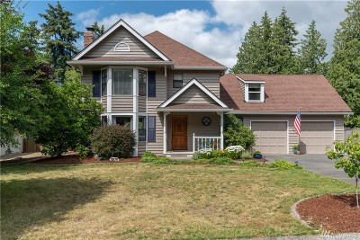 Skagit County Single Family Home For Sale: 3815 Ridge Wy