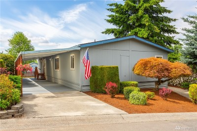Bothell Single Family Home For Sale: 12519 NE 198th St
